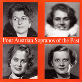 Four Austrian Sopranos of the Past