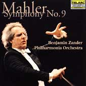 Mahler: Symphony no 9 / Zander, Philharmonia Orchestra
