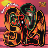 Various Artists: Best of Salsa [Arc 1997]