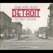 Various Artists: Down Home Blues: Detroit [Box]