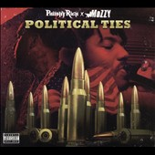 Philthy Rich/Mozzy: Political Ties [PA] [Digipak]