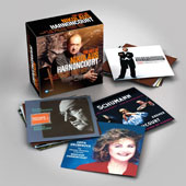 The Art of Harnoncourt - Works by Bach, Beethoven, Biber, Bruckner, Mozart, Schubert, Vivaldi, and more / Herbert Tachezi, organ; Edita Gruberova, soprano; Martha Argerich, piano; Gidon Kremer, violin; and more [15 CDs]