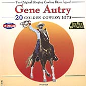 Gene Autry: 20 Golden Cowboy Hits