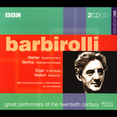 Great Performers of the Twentieth Century - John Barbirolli