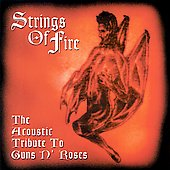 Various Artists: The Strings of Fire: The Acoustic Tribute to Guns N Roses