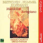 Beethoven, Hummel, Hoffmann: Works for Mandolin & Fortepiano