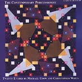 The Contemporary Percussionist - Udow/Watts: Twenty Etudes