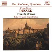The 18th Century Symphony - Dussek / Oschatz, Helios 18