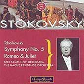 Stokovsky - Tchaikovsky: Symphony no 5, Romeo & Juliet