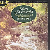 Echoes of a Waterfall - Romantic Harp Music / Susan Drake