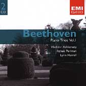 Gemini - Beethoven: Piano Trios Vol 1 / Perlman, Ashkenazy