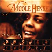 Nicole Henry (Jazz Vocals): The Nearness of You [Digipak]