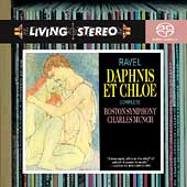 Ravel: Daphnis et Chloe Complete / Munch, Boston Symphony