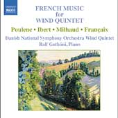 French Music for Wind Quintet - Poulenc, Ibert, et al