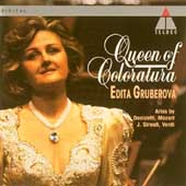 Queen of Coloratura / Edita Gruberova