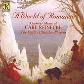 Reinecke: Trios Op. 188, 264, 274 / Dallas Chamber Players