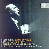 Beethoven: Symphony no 3;  Korte / Matacic