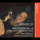Leo: Six Cello Concertos, etc / Arturo Bonucci, et al