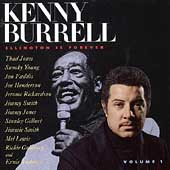 Kenny Burrell: Ellington Is Forever, Vol. 1