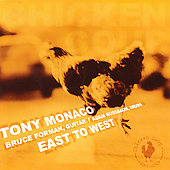 Tony Monaco (Organ): East to West