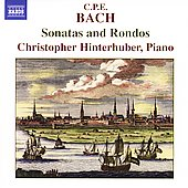 C.P.E. Bach: Sonatas and Rondos / Hinterhuber