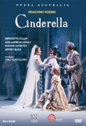 Rossini: Cinderella / Cillario, Cullen, McDonald, Johnston, Black [DVD]