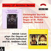 Priory LP Archive Series Vol 6 - Organ Colours, etc