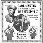 Carl Martin: Complete Works, Vol. 1
