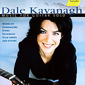 Music for Guitar Solo - Domeniconi, Villa-Lobos / Kavanagh