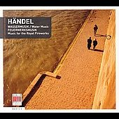 Handel: Water Music, Fireworks Music / Koch, Berlin RSO