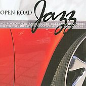 Various Artists: Open Road Jazz: The Series for Classic Car Aficionados