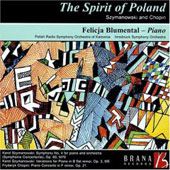 The Spirit of Poland - Szymanowski and Chopin