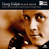 Georg Gulyás plays J.S. Bach - Suite for Lute in E minor, BWV 996, etc