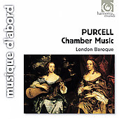 Purcell: Chamber Music / London Baroque