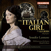 Rossini: The Italian Girl in Algiers (Highlights) / Cohen, Miles, Tynan, Gibbons, Soar, et al