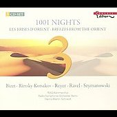 1001 Nights - Breezes from the Orient / Schneidt, Guida, Ottenthal, et al