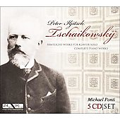 Tchaikovsky: Piano Works / Michael Ponti