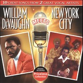 New York City/William DeVaughn: William DeVaughn Meets New York City *