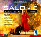 Strauss: Salome [Original French Version]