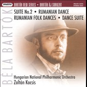 Bartók: Suite No. 2; Rumanian Dance; Rumanian Folk Dances; Dance Suite