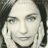 Belina Kostadinova plays Haydn, Chopin, Liszt & Bart&#243;k