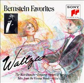 Bernstein Favorites: Waltzes