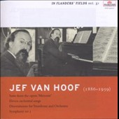 Jef van Hoof: Suite from the opera