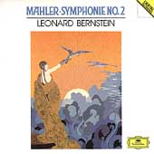 Mahler: Symphonie no 2 / Bernstein, Ludwig, New York PO