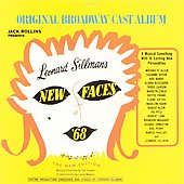 Original Broadway Cast: New Faces '68 [Original Broadway Cast Album]