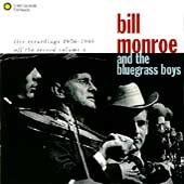 Bill Monroe: Live Recordings 1956-1969