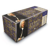 J.S. Bach Edition -  Complete Works (Brilliant Classics) [157 CDs]