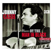 Johnny Cash: Long Play Collection: 5 Classic Albums by the Man In Black