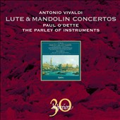 Vivaldi: Music for Lute and Mandolin / O'Dette