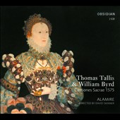 Cantiones Sacrae 1575 / Thomas Tallis & William Byrd